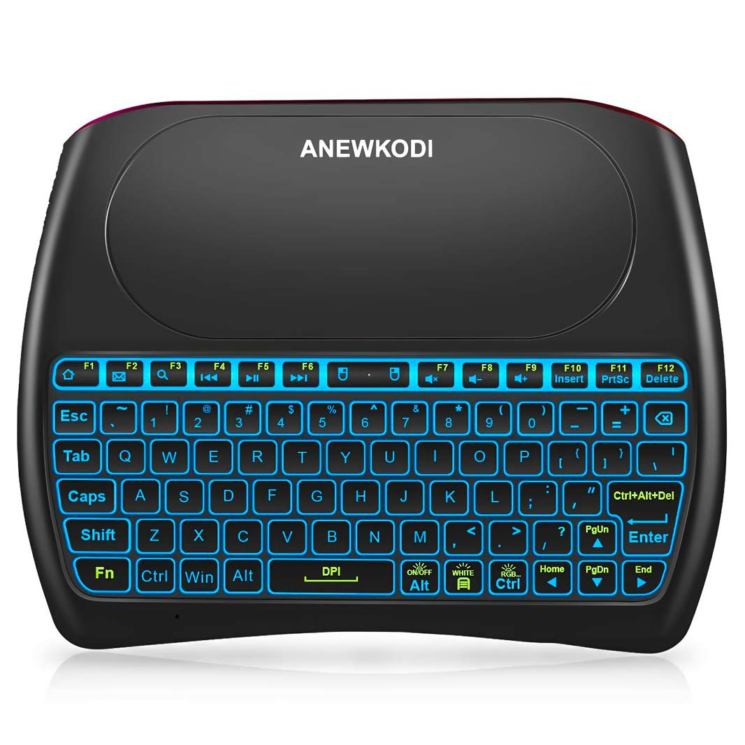 D8 Wireless Mini Keyboard