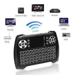 mini wireless keyboard can bu used on computer tv box laptop