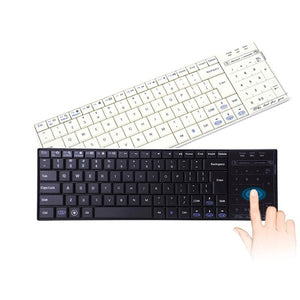 Bluetooth Keyboard Wireless Keyboard Exquisite Touchpad Numeric Keypad Gadget Laptop Keyboard Gaming Office