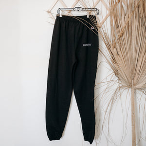 Sisterhood Champion Sweat Pant in Black