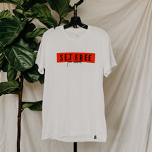 Free Indeed Freedom Tee in White