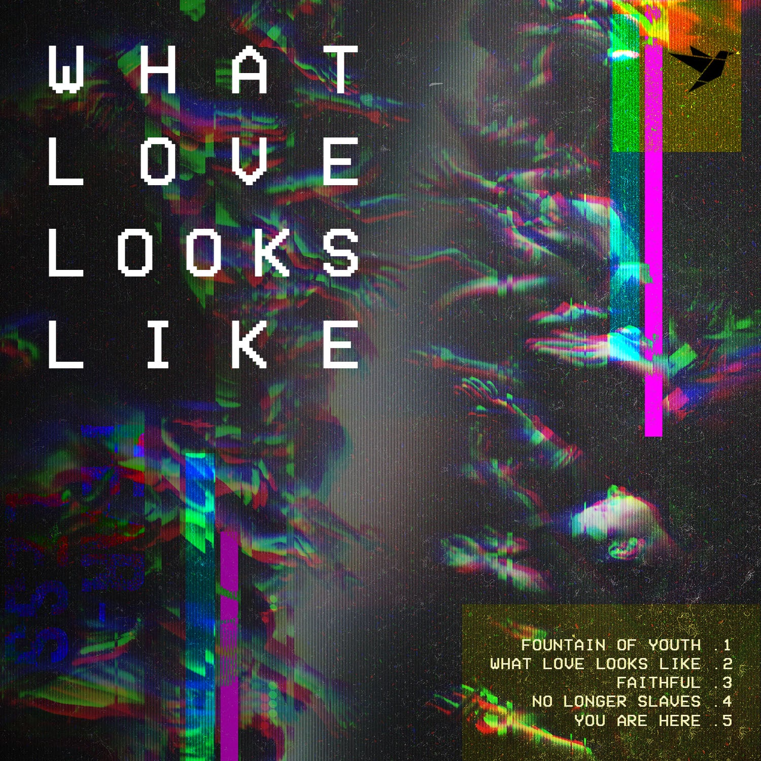 What Love Looks Like Pre-Order