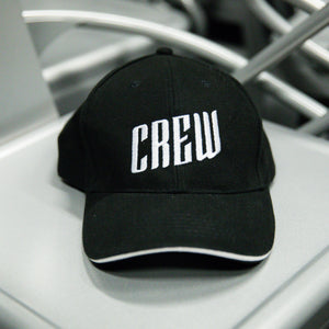 Men's Crew Black Hat