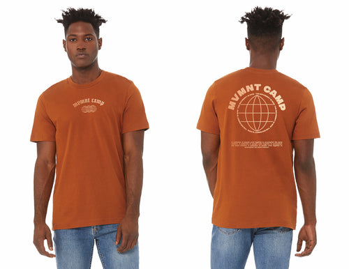 CF Student MVMNT Camp Tee in Autumn