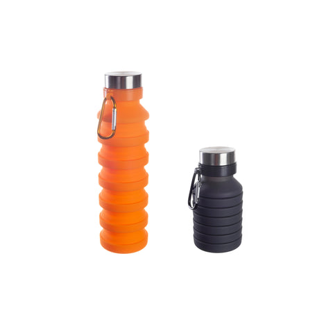 Botella de Silicon Plegable 550 ml