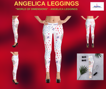 "Load image into Gallery viewer, Angelica Leggings - ""World Of Dimensions"" + Digital Album Download - ""Magic's Mystery"""