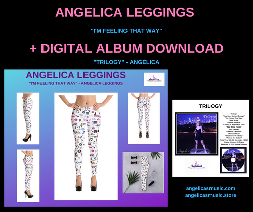 Angelica Leggings -