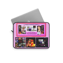 Load image into Gallery viewer, Angelica Laptop Sleeve - angelicasmusic-com