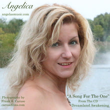 Load image into Gallery viewer, A Song For The One - Angelica - angelicasmusic-com