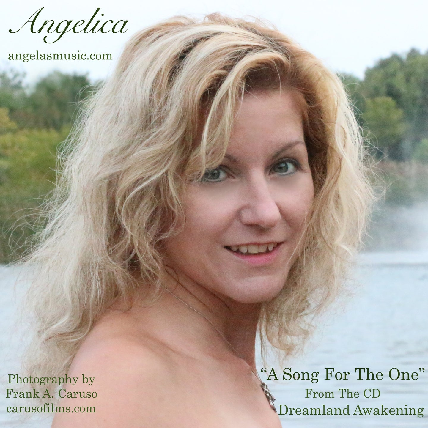 A Song For The One - Angelica - angelicasmusic-com