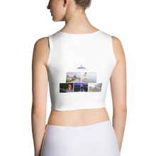 Load image into Gallery viewer, Angelica Crop Top - Featuring Logo & CD's (Shirt) - angelicasmusic-com