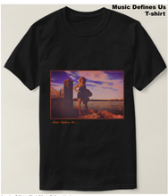 Load image into Gallery viewer, Angelica T-Shirt - Featuring Angelica In Cartoon - angelicasmusic-com
