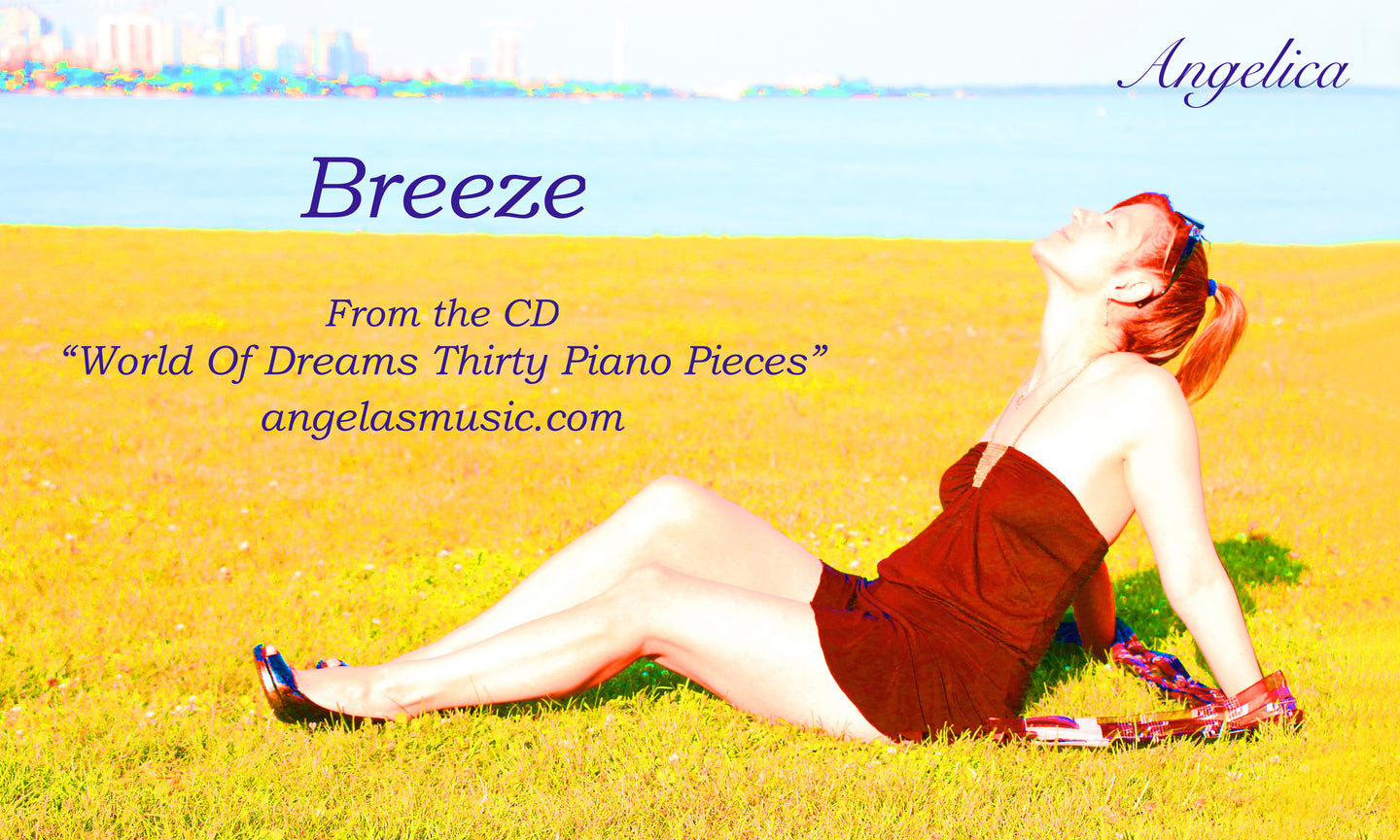 Breeze (Instrumental) - Angelica - angelicasmusic-com