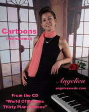 Load image into Gallery viewer, Cartoons (Instrumental) - Angelica - angelicasmusic-com