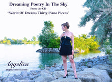 Load image into Gallery viewer, Dreaming Poetry In The Sky (Instrumental) - Angelica - angelicasmusic-com