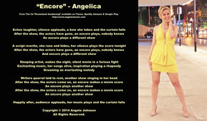 Encore - Angelica - angelicasmusic-com