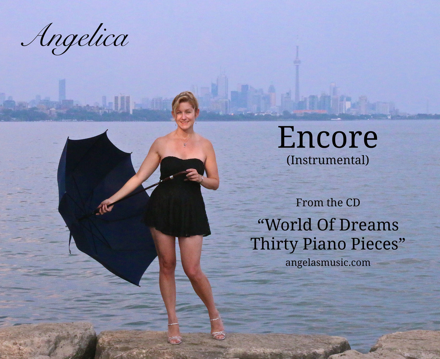 Encore (Instrumental) - Angelica - angelicasmusic-com
