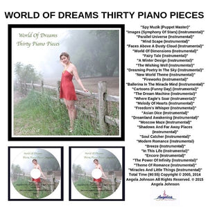 New World Theme (Instrumental) - Angelica - angelicasmusic-com
