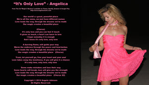 It's Only Love - Angelica - angelicasmusic-com