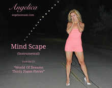 Load image into Gallery viewer, Mind Scape (Instrumental) - Angelica - angelicasmusic-com
