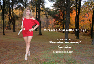 Miracles And Little Things - Angelica - angelicasmusic-com