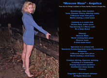 Load image into Gallery viewer, Moscow Maze - Angelica - angelicasmusic-com