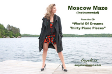 Load image into Gallery viewer, Moscow Maze (Instrumental) - Angelica - angelicasmusic-com