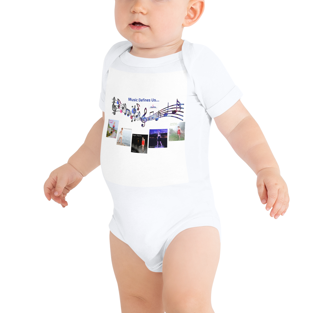 Angelica Baby Bodysuit - angelicasmusic-com