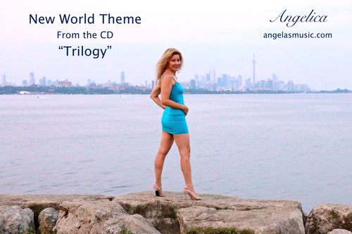 New World Theme - Angelica - angelicasmusic-com