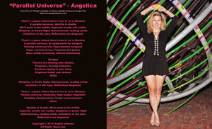 Parallel Universe - Angelica - angelicasmusic-com