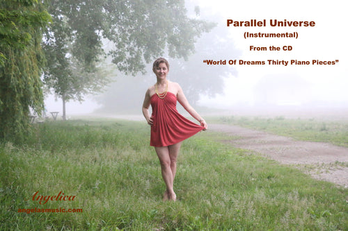 Parallel Universe (Instrumental) - Angelica - angelicasmusic-com