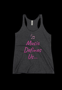 Angelica Shirt - Featuring Quote & Music Notes - angelicasmusic-com