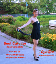 Load image into Gallery viewer, Soul Catcher (Instrumental) - Angelica - angelicasmusic-com