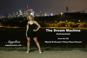 Dream Machine, The (Instrumental) - Angelica - angelicasmusic-com