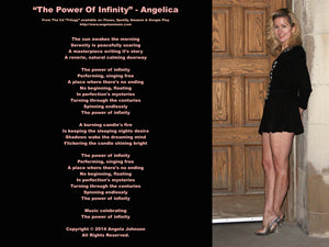 Power Of Infinity, The - Angelica - angelicasmusic-com
