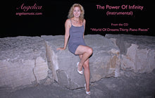 Load image into Gallery viewer, Power Of Infinity, The (Instrumental) - Angelica - angelicasmusic-com