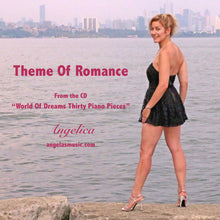 Load image into Gallery viewer, Theme Of Romance (Instrumental) - Angelica - angelicasmusic-com
