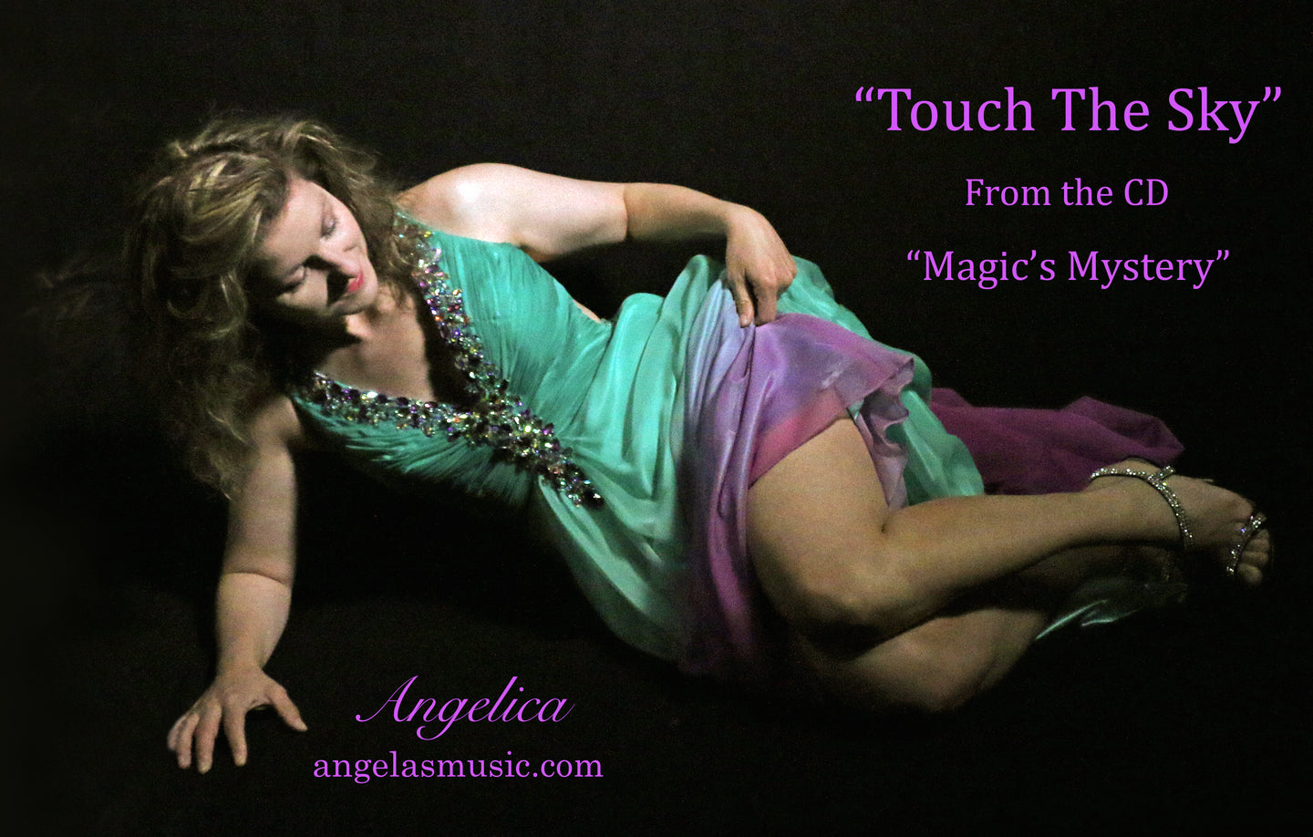 Touch The Sky - Angelica - angelicasmusic-com