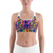 Load image into Gallery viewer, Angelica Sports Bra (Shirt) - angelicasmusic-com