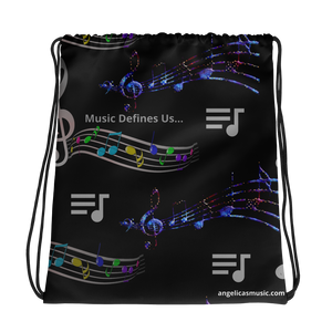 Angelica Drawstring Bag - angelicasmusic-com