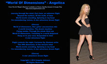 Load image into Gallery viewer, World Of Dimensions - Angelica - angelicasmusic-com