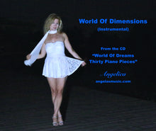 Load image into Gallery viewer, World Of Dimensions (Instrumental) - Angelica - angelicasmusic-com