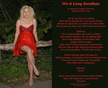 Load image into Gallery viewer, It's A Long Goodbye - Angelica - angelicasmusic-com