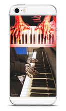 Load image into Gallery viewer, Angelica Crazy Fingers Cell Phone Case - angelicasmusic-com