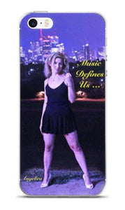 Angelica Trilogy Cell Phone Case - angelicasmusic-com