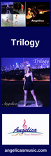 Load image into Gallery viewer, Angelica Bookmark - Featuring CD Artwork - Trilogy - angelicasmusic-com