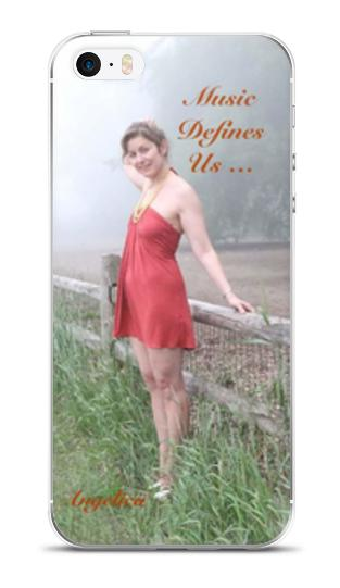 Angelica CD Artwork - World Of Dreams Cell Phone Case - angelicasmusic-com