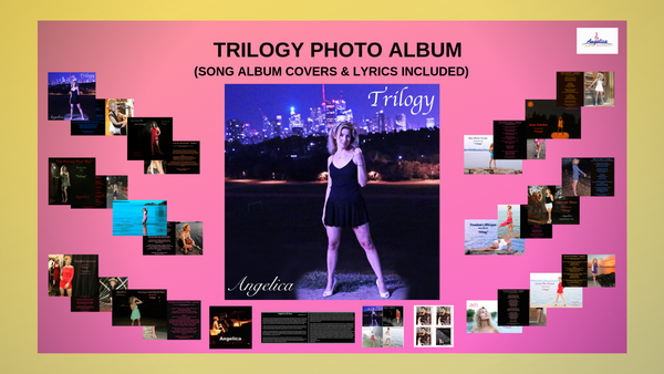 Trilogy - Photo Album (Digital Download) - angelicasmusic-com
