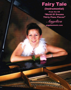 Angelica Sheet Music (Piano Score) - Fairy Tale - angelicasmusic-com