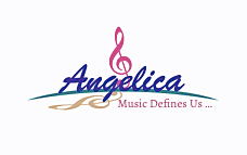 Angelica T-Shirt - Featuring Piano Keys